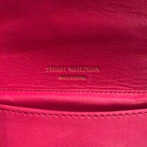 Stuart Weitzman Bags - -SOLD- Stuart Weitzman mini clutch